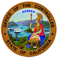 California State Controller's seal